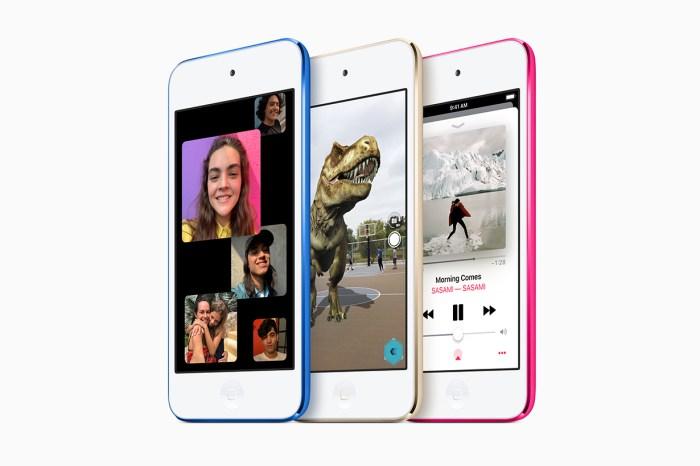 突發!蘋果推出全新 iPod Touch,售價還很相宜!