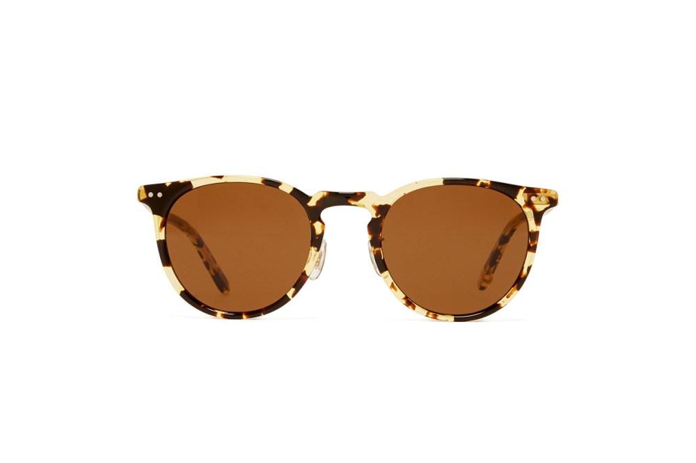 Ocean 46 Round Tortoiseshell-Acetate Sunglasses