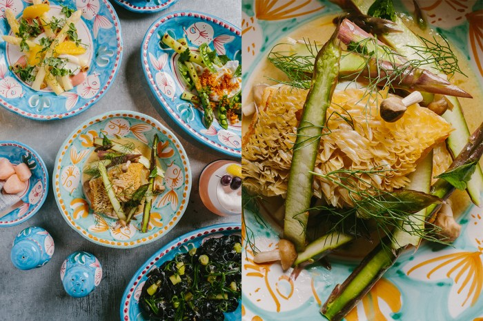蘆筍入饌,也可煮出這樣 Delizioso 的意大利菜!