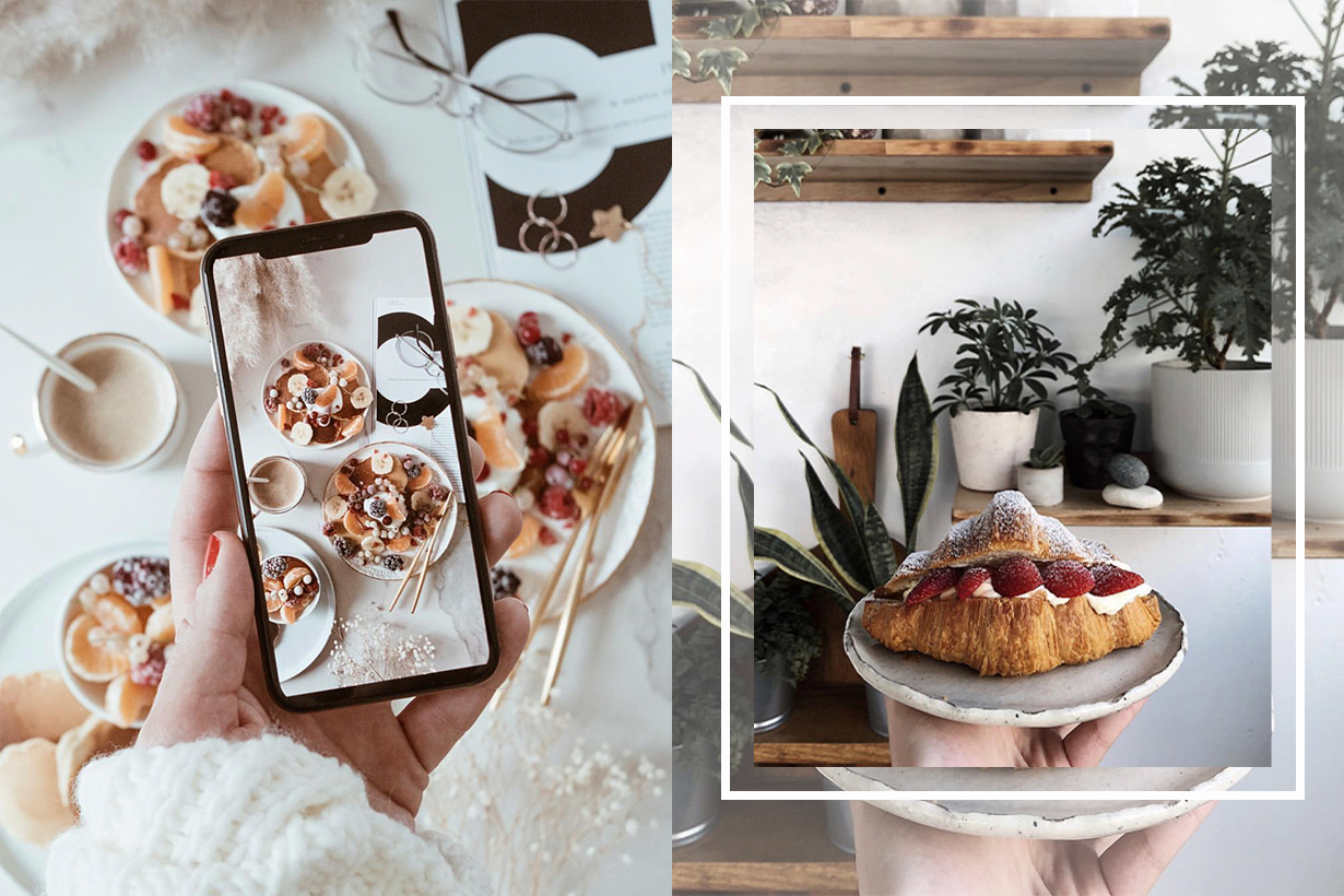 4 Tips for Taking Instagram Photos of Food