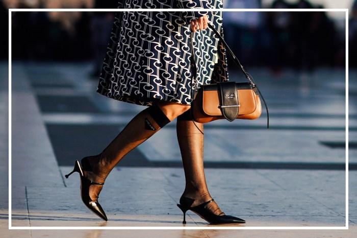 面對名牌設計總是三心兩意?近期流行穿搭的 5 款單品全來自 Prada !