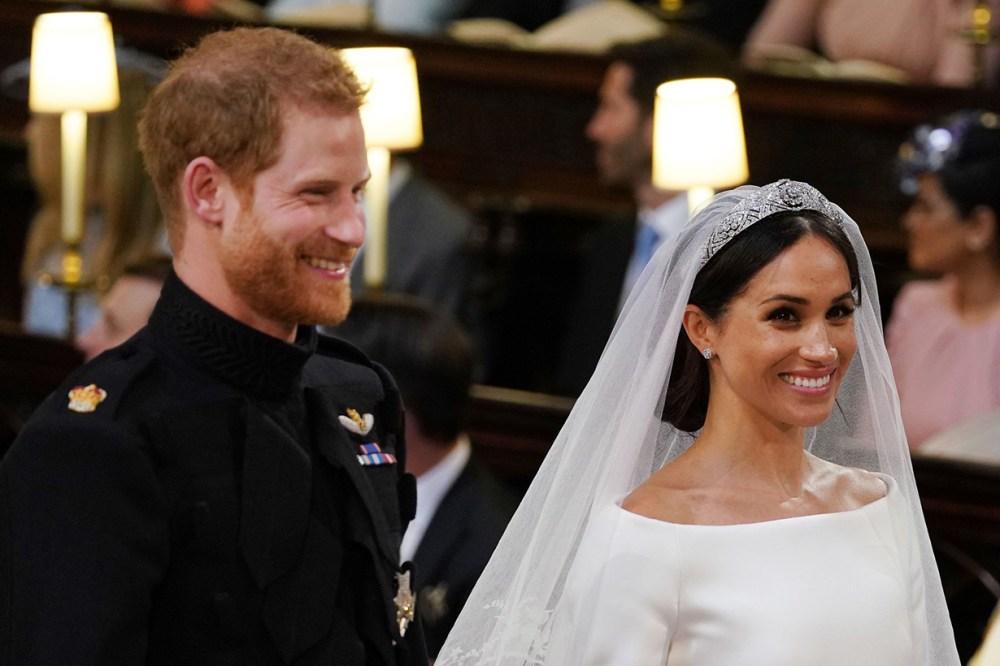 Prince Harry Maghan Markle Wedding