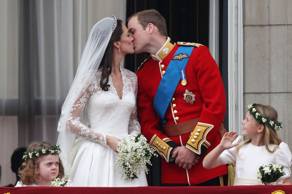 Prince William Kate Middleton Wedding