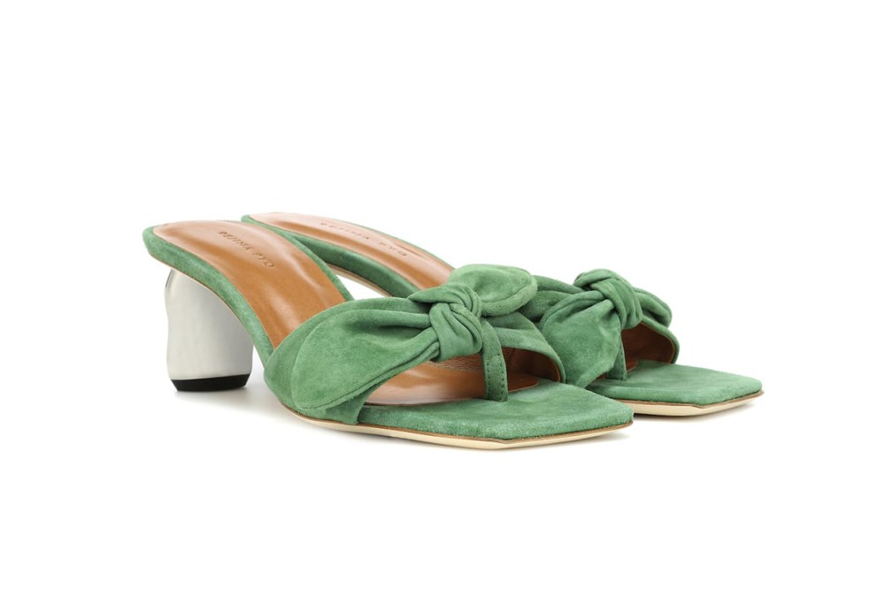 REJINA PYO Lottie Suede Sandals