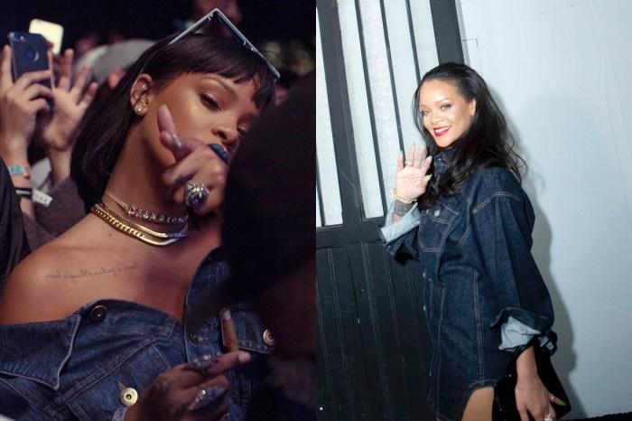 糾正了 15 年…  粉絲現在才恍然大悟!原來我們一直都把 Rihanna 唸錯了