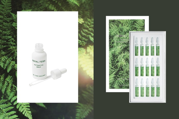 過敏女生也合用!這個主打蕨類植物成分的護膚品牌,可溫柔地呵護肌膚