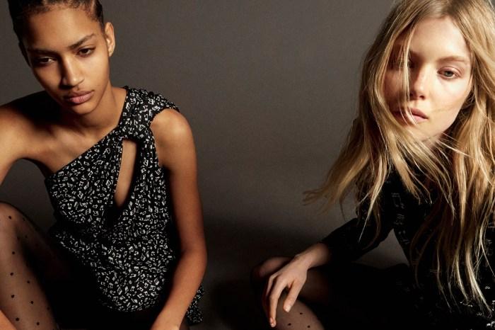 網購的專利!Net-a-Porter 與 Saint Laurent 推出獨家系列,不出家門就可買到時尚美衣