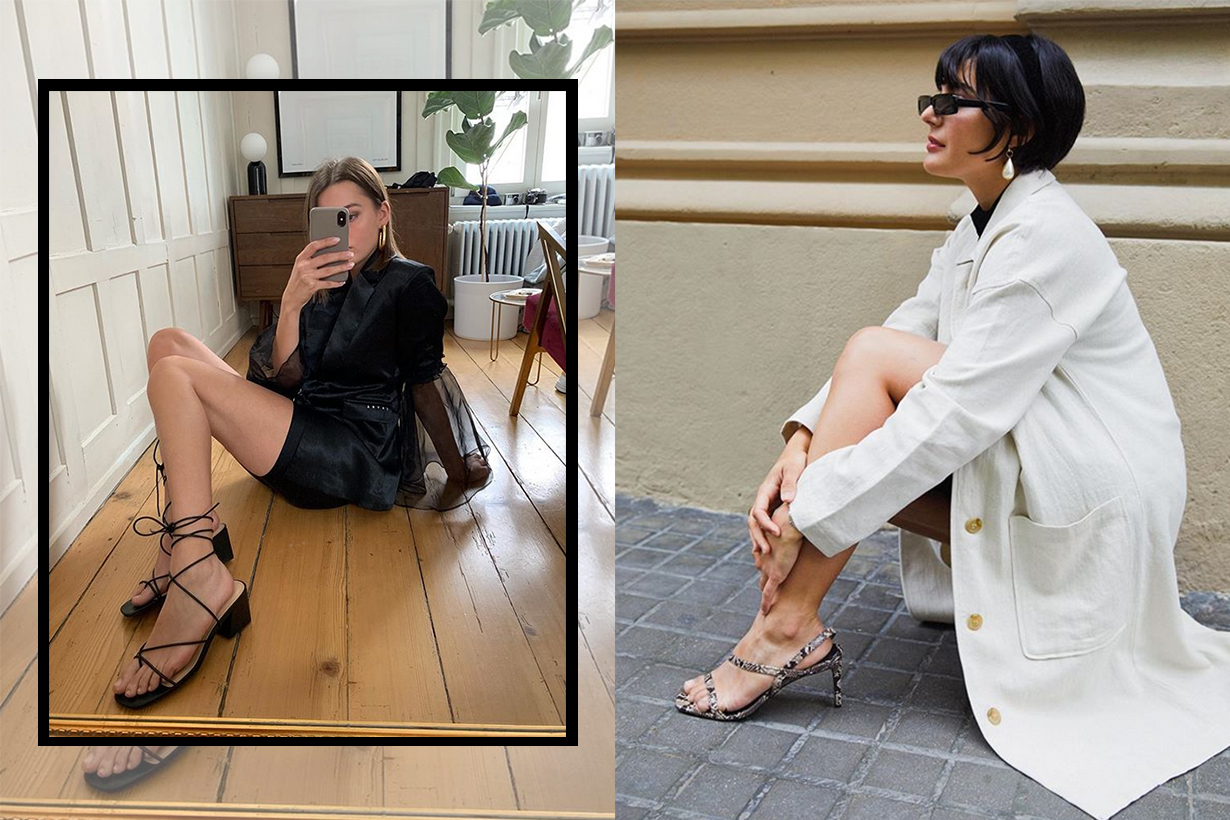 These 3 Pairs of Sandals Go With Everything
