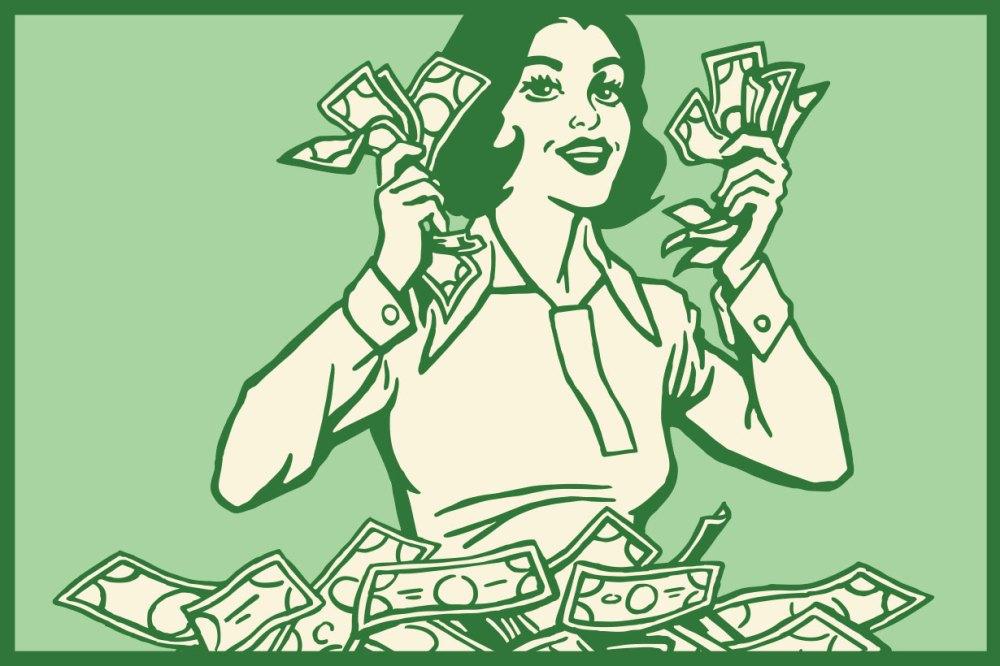 Saving money tips for women