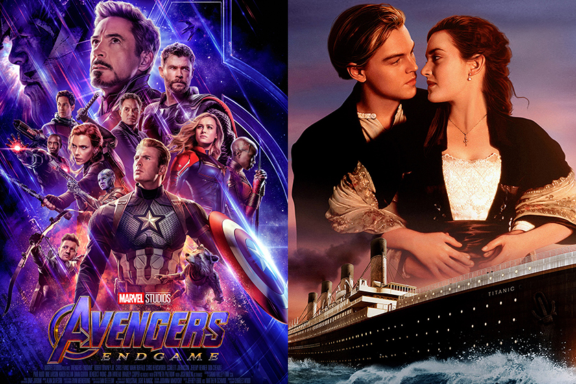 Avengers: Endgame Beats Titanic With $2.2 Billion