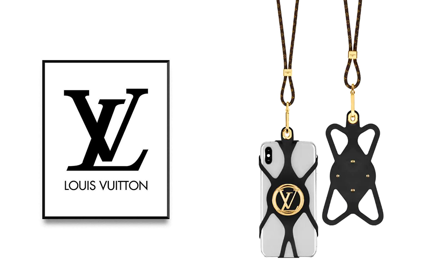 Louis vuitton louise phone holder new release