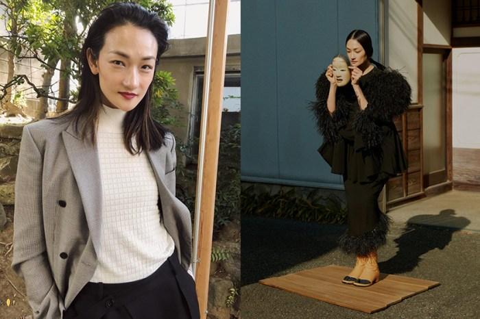當年第一位踏入歐美時尚圈的日本模特,36 歲的個性超模富永愛再次站上伸展台!
