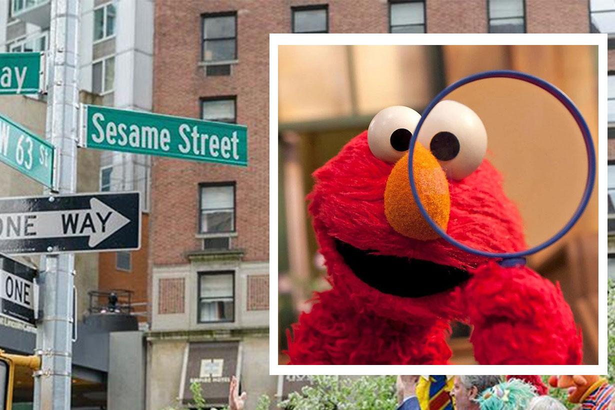 sesame street new york city