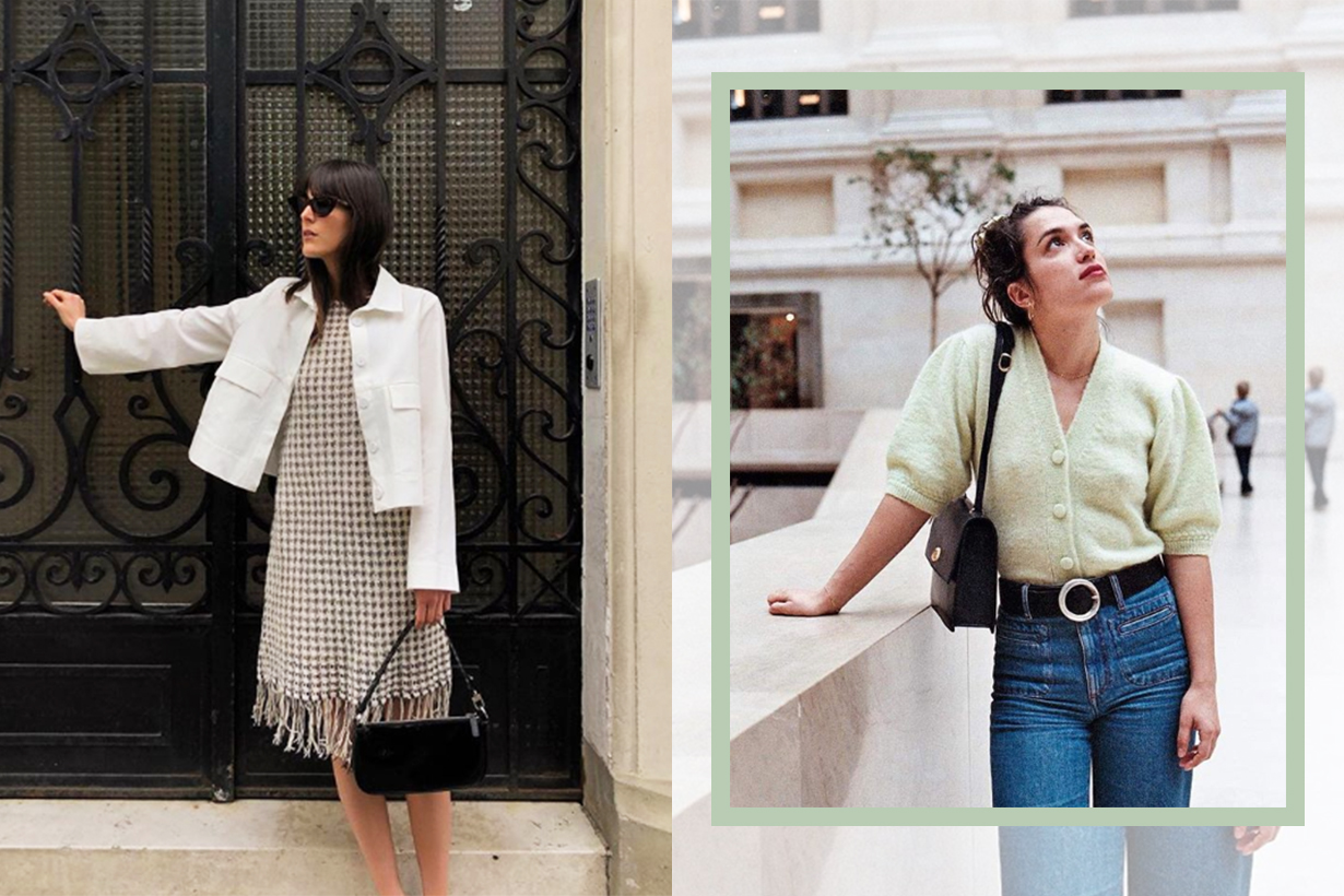Short Sleeve Cardigans French Style Trend
