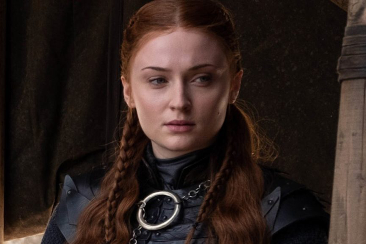 Sophie Turner's Biggest Regret About Doing 'Game of Thrones' Was Not Being Able to Get Drunk in College
