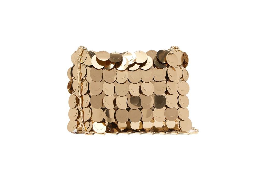 Paco Rabanne Sparkle 1969 Embellished Shoulder Bag