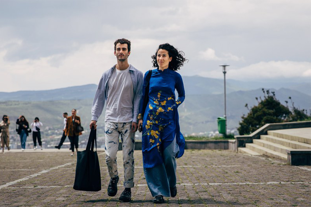 Street Style From Tbilisi Fashion Week Fall 2019