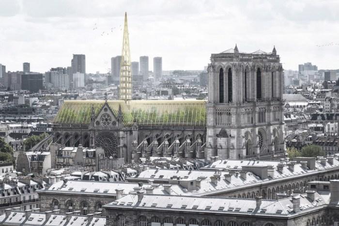 火災過後:巴黎聖母院標誌尖頂不再保留?重建後或與你預期差很遠!