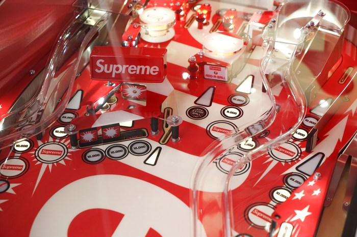 當 Supreme 登陸蘇富比!買潮物都成了投資的藝術