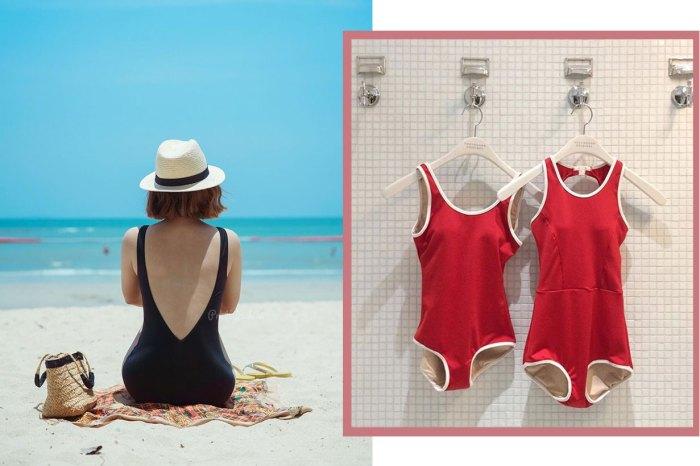 「連身泳衣」是顯瘦恩物!加入穿搭小撇步,棉花糖女孩也能性感又時尚