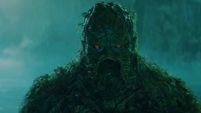 溫子仁最新 DC 劇集《Swamp Things》如何把驚悚跟英雄元素結合?