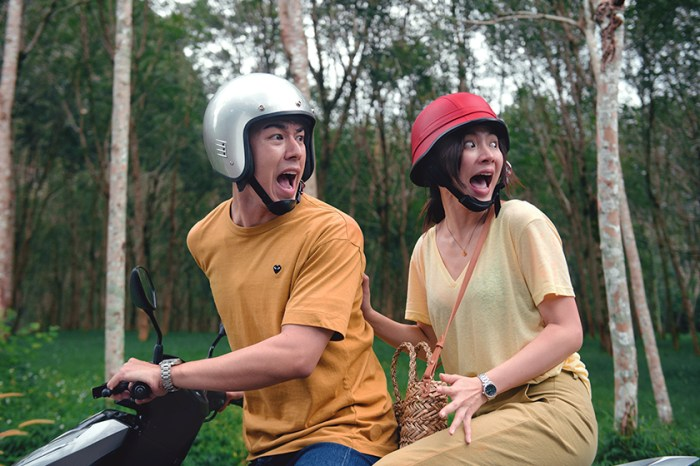 娘娘跟兵仔的故事:泰國 No.1 賣座電影《去吧!女神兵團》給你爆笑共嗚感!