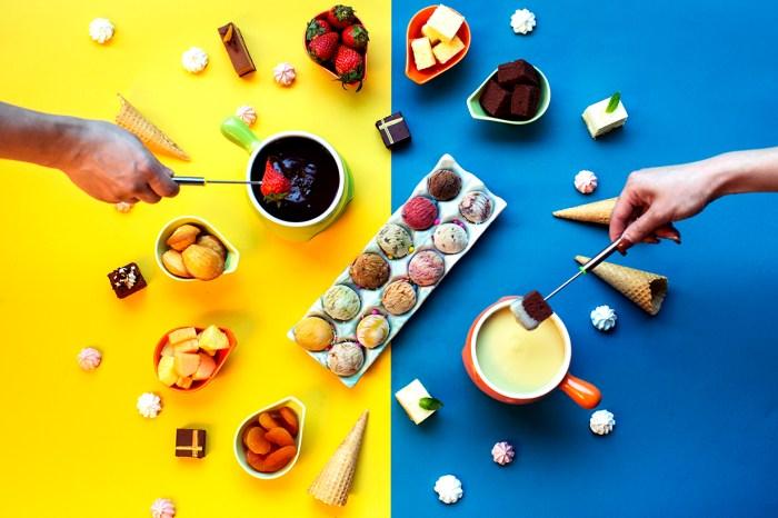 甜品控要試的下午茶:Mövenpick 雪糕放提!