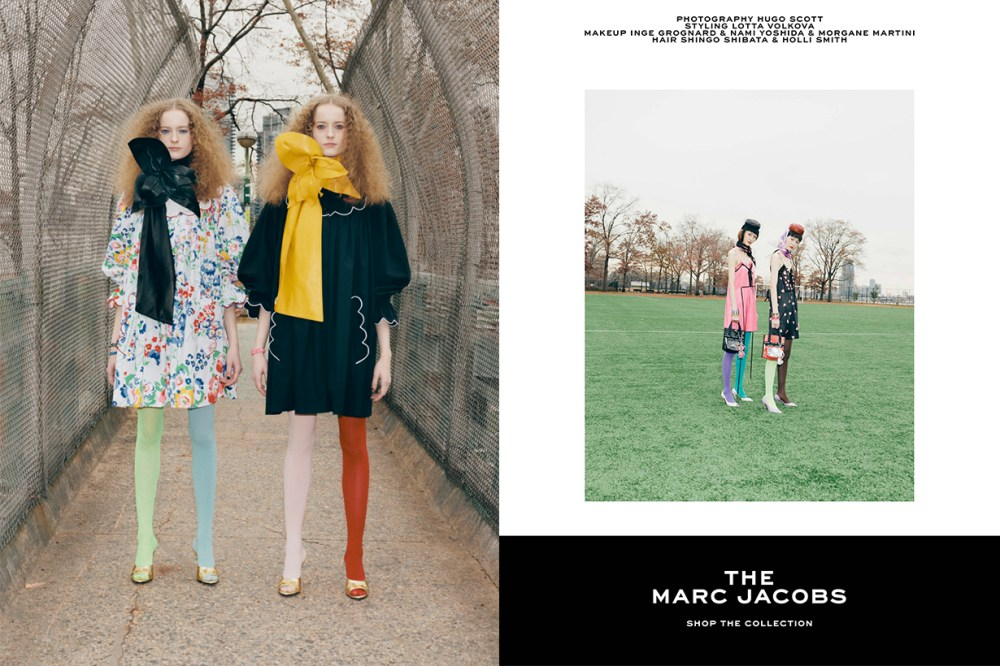 The Marc Jacobs Collection Campaign
