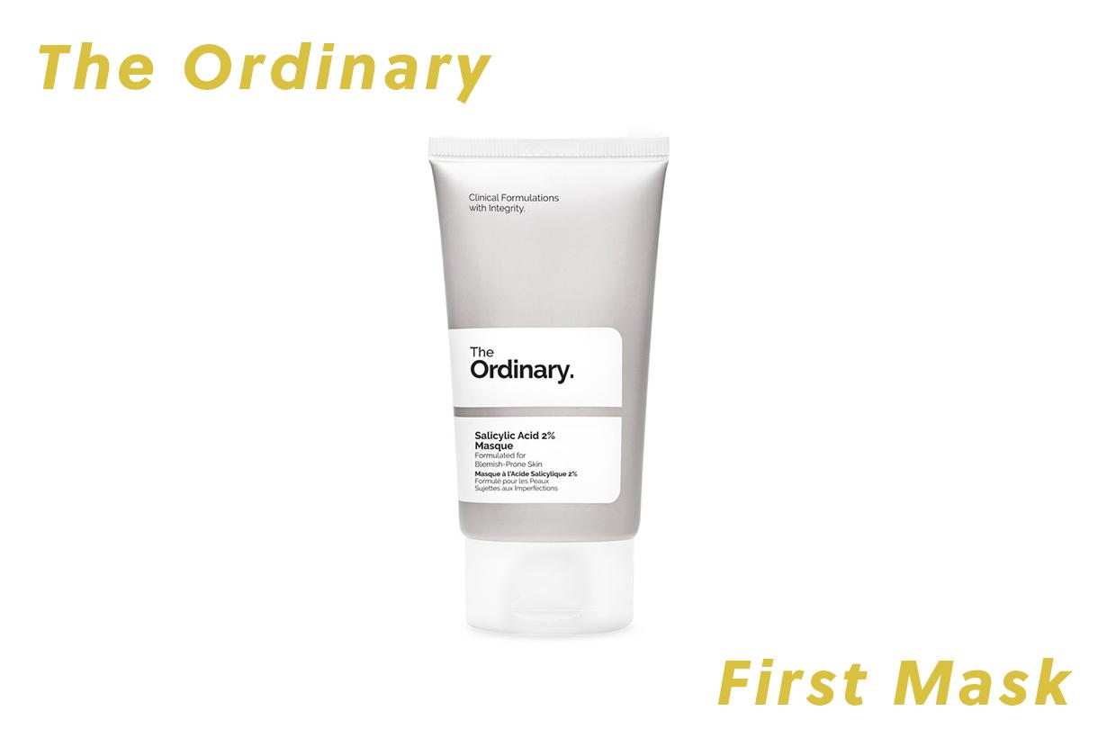 The Ordinary 終推出首款面膜,是應付粉刺肌膚的剋星!