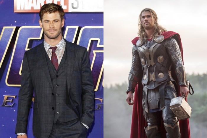 Avengers 中就他最調皮!雷神 Chris Hemsworth 竟然經常在片場中偷走這東西!