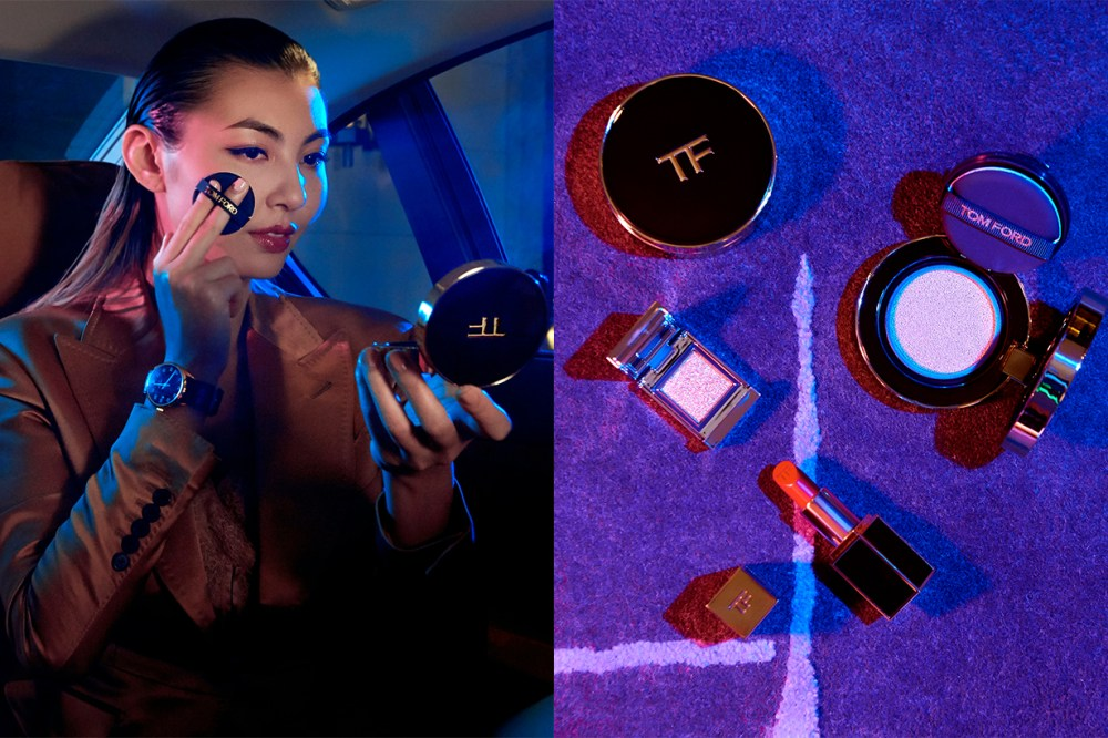 Tom Ford traceless touch cushion-Irisa Wong
