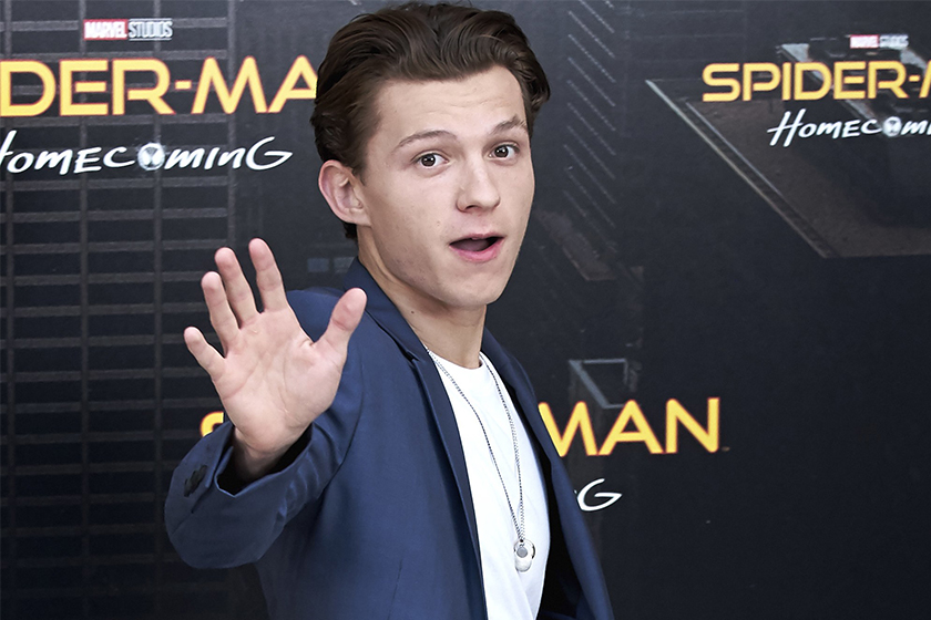 Tom Holland Spider Man Far From Home Spoiler Bali