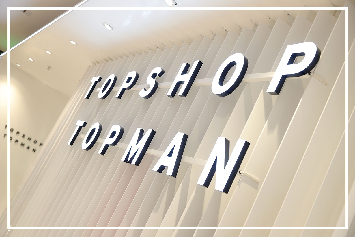 Topshop to Close All of Its US Locations