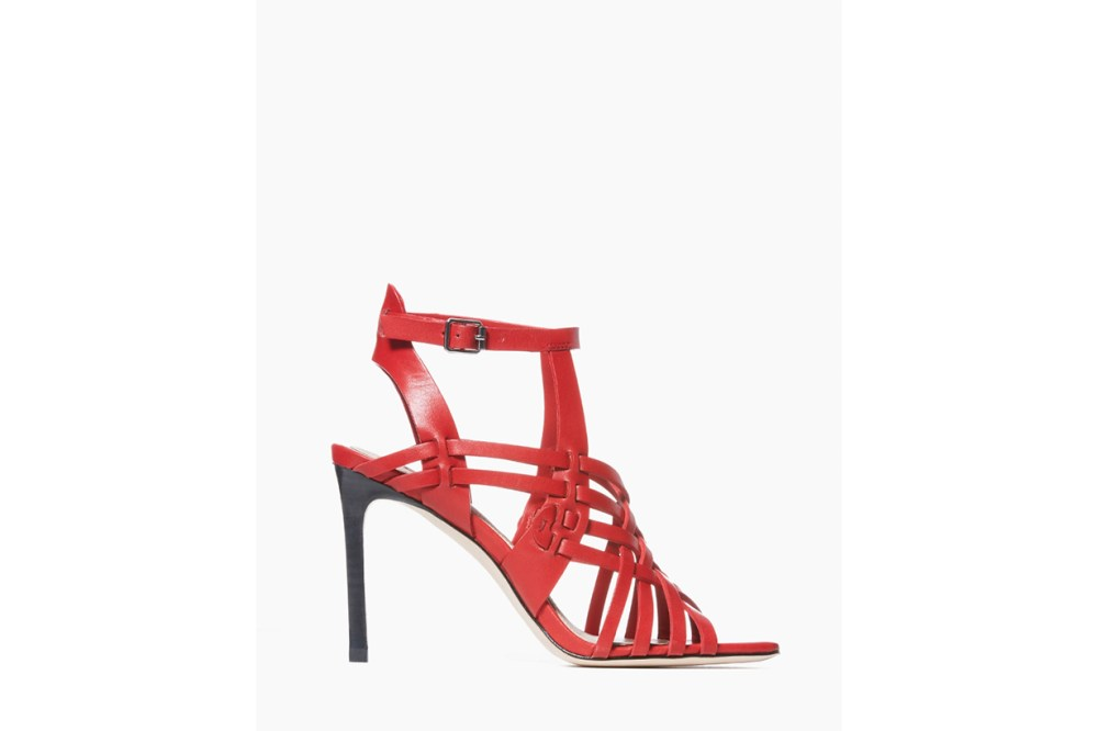 Verso - Red Leather