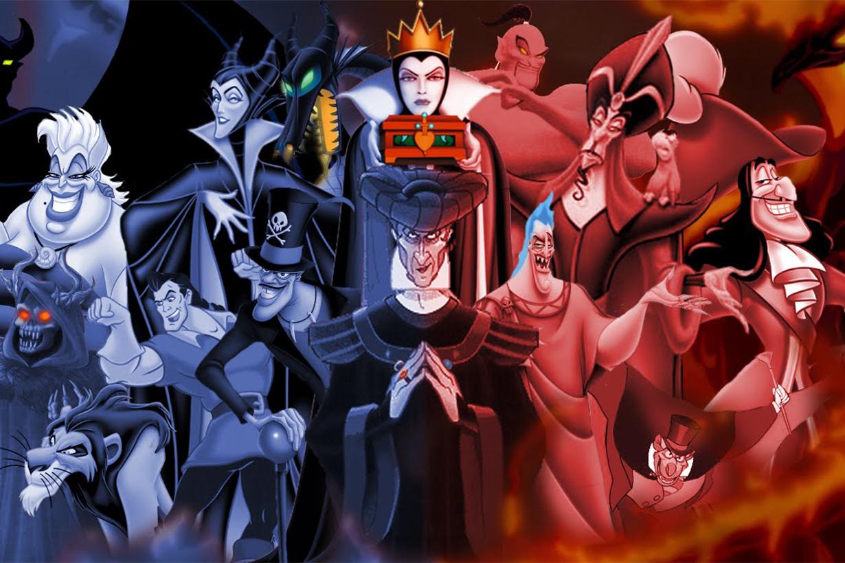 18 Baddest Disney Villain of All
