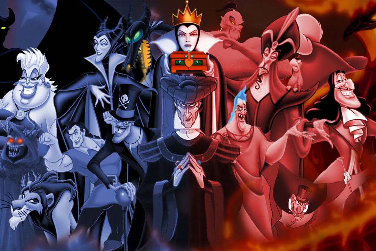 18 Baddest Disney Villain of All