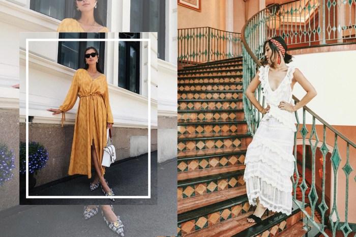 不捨得以幾千元造型出席婚禮?這 14 條來自小眾品牌的連身裙平價高質又得體!