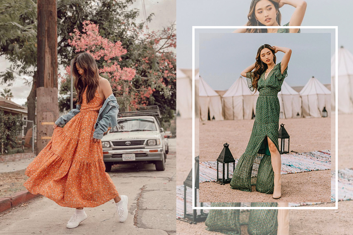 You Can Actually Wear Again Your Wedding Guest Dresses