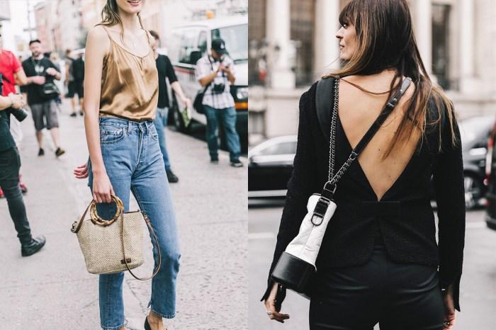 夏季怎能少了白色手袋?小眾到名牌精選 10+,令打扮更添質感!