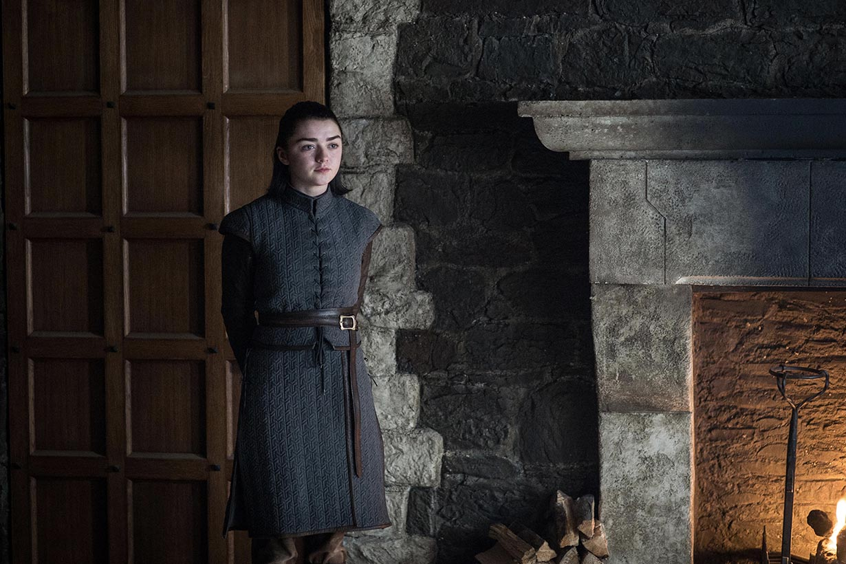 Game of Thrones Arya Stark kill list