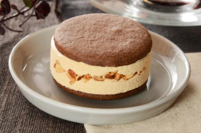 日本便利店 LAWSON 推出「進化系甜品」,只需百元的三明治冰淇淋已讓網民蠢蠢欲動!