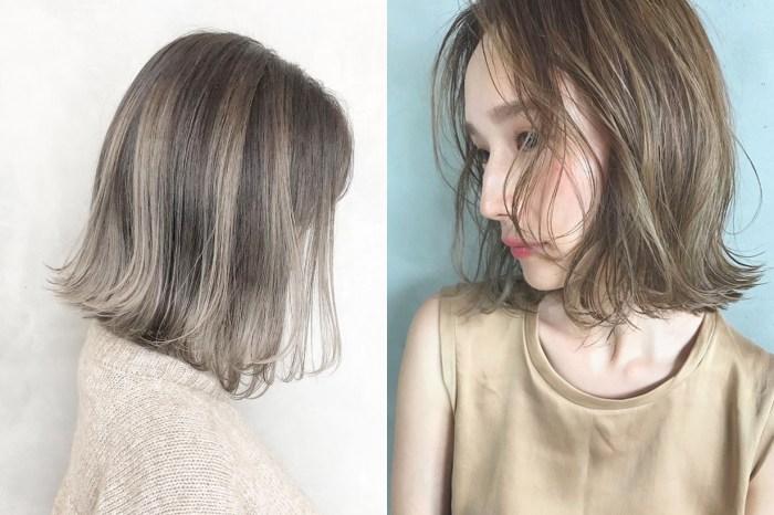 已對內彎髮尾感到了無新意?今年夏天,試試看日本女生的中性「外翹捲髮」!
