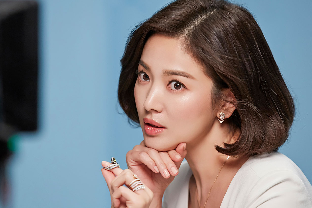 Song Hye Kyo Chaumet 2019