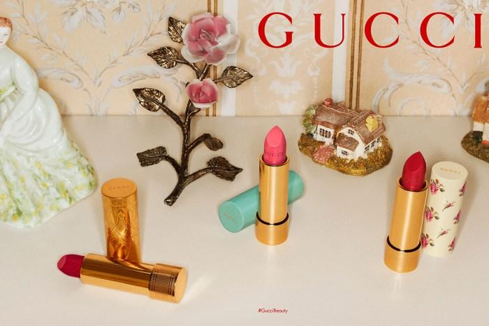 Gucci 一口氣推出了 58 款令人心動的色彩,一起看看有什麼令人心動的唇色!