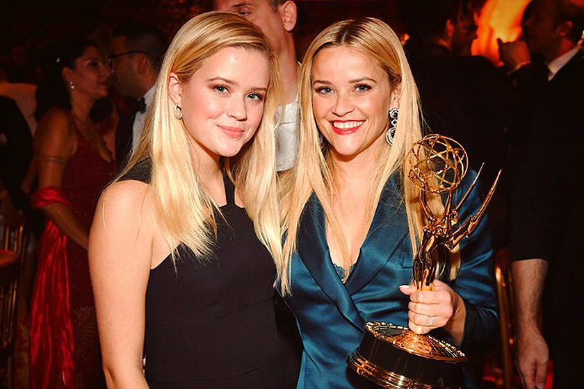 Reese Witherspoon Ava Phillippe Twins Mother and Daughter