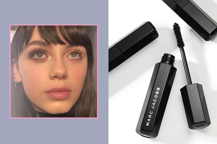 刷出像假睫毛驚人效果:Marc Jacobs 這款睫毛膏引起美妝達人們熱烈討論!