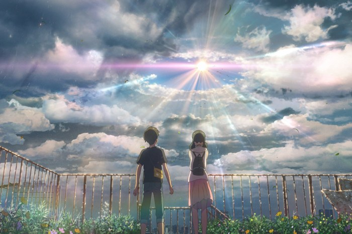 畫面唯美又感動!新海誠導演最新作品《天氣之子》預告、上映日正式公開!