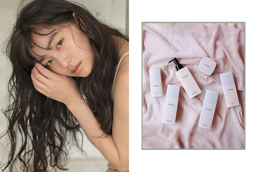 Celvoke Rested Skin Japanese Girl Summer Skincare