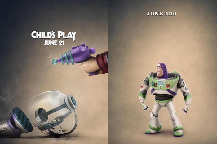 《Toy Story》玩具被慘虐?恐怖電影《恰吉》鬼馬宣傳手法令網民討論度破表!