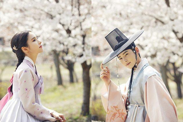 Cha Eun Woo Shin Se Kyung New korean drama Magazine Cover